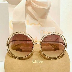 "Chloe Sunglass Style CE114ST ""Carlina"""